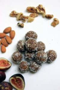 Fig & Date truffle