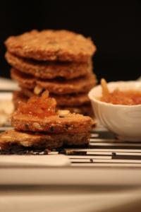 Oatmeal Cracker