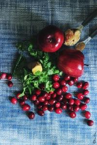 Cranberry Apple Chutney Flavors