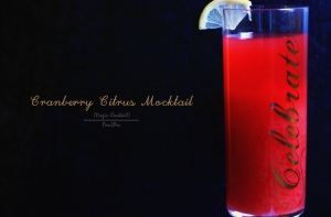Cranberry Citrus Mocktail