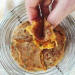 Cauliflower-Potato Stuffed Paratha