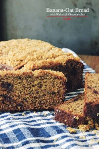 Banana-Oat Bread
