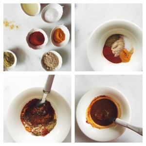 Spices and Spice Paste