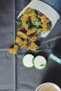 Zucchini Muthia